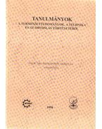 Tanulmányok a természettudományok, a technika és az orvoslás történetéből 1998