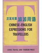 Chinese-English Expressions for Travellers - Tao Fengtong