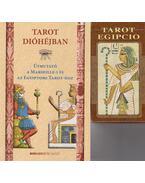 Tarot dióhéjban - Útmutató a Marseille-i és az egyiptomi tarothoz + Tarot Egipcio kártyacsomag