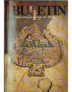 Bulletin du Musée Hongrois des Beaux-Arts 94 - Tátrai Vilmos, Verő Mária, Zentai Lóránd