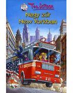 Nagy zűr New Yorkban - Tea Stilton