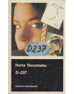 D-237 - Tecuceanu,Horia
