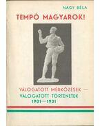 Tempó magyarok