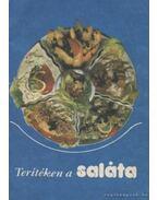 Terítéken a saláta