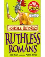Horrible Histories - Routhless Romans - Terry Deary