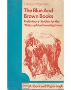The Blue And Brown Books