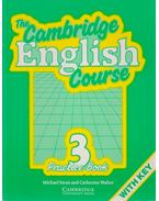 The Cambridge English Course 3 Practice Book with Key