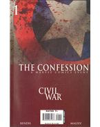 Civil War: The Confession No. 1