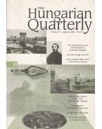 The Hungarian Quarterly Volume 41 Autumn 2000