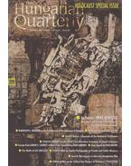 The Hungarian Quarterly Volume 54 2014