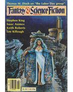 The Magazine of Fantasy and Science Fiction Volume 60, No. 2.