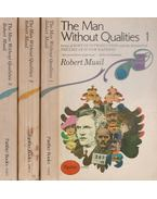 The Man Without Qualities 1-3. - Musil, Robert