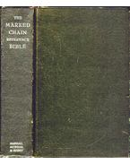 The Marked Reference Bible