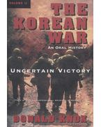 The Korean War Volume II.