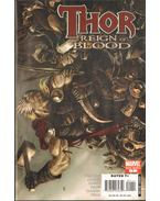 Thor: Reign of Blood No. 1