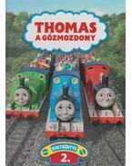 Thomas a gőzmozdony nagykönyve 2.