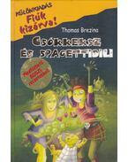 Csókkeksz és spagettidili - Thomas Brezina