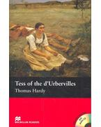 Tess of the d'Urbervilles – Macmillan Readers – Intermediate Level – With Extra Exercise and CD - Thomas Hardy