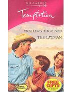 The Lawman - Thompson, Vicki Lewis