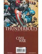 Thunderbolts No. 105.
