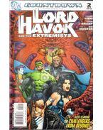 Countdown Presents: Lord Havok & The Extremists 2. - Tieri, Frank, Sharp, Liam
