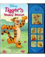 Tigger's Bouncy Rescue (zenélős mesekönyv)