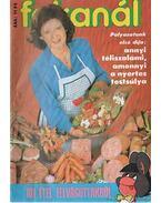 Fakanál 101 étel felvágottakból - Tiszai László (szerk.)