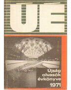 Újságolvasók évkönyve 1971. - Több író