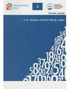 2011. évi népszámlálás - 3. Területi adatok - 3.16. Szabolcs-Szatmár-Bereg megye - Több szerző
