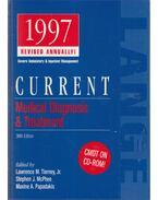 Current, Medical Diagnosis & Treatment 1997 - Több szerző