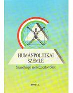 Humánpolitikai szemle 1994/11. - Több szerző