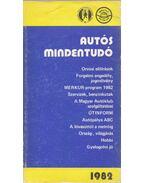 Autós mindentudó 1982 - Több szerző, Moldován Tamás