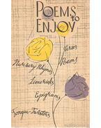 Poems to Enjoy - Több szerző
