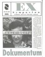 EX Symposion 2000/32-33. - Tolnai Ottó