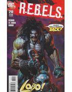 R.E.B.E.L.S. 5. 20. - Tony Bedard, Aubin, Claude St.