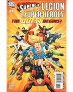 Supergirl and the Legion of Super-Heroes 31. - Tony Bedard, Sharpe, Kevin