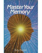 Master Your Memory - Tony Buzan