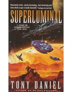Superluminal - Tony Daniel
