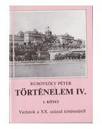 Történelem IV. - 1. kötet