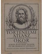 Történelmi atlasz a világtörténelem tanításához - Ókor