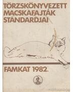 Törzskönyvezett macskafajták standardjai