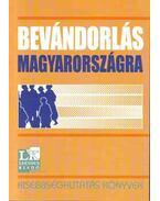 Bevándorlás Magyarországra - Kisebbségkutatás Könyvek - Tóth Pál Péter