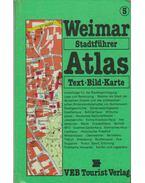 Tourist Stadtführer-Atlas Weimar