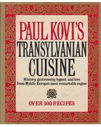 Paul Kovi's Transylvanian Cuisine