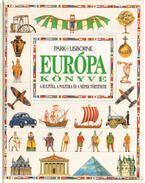Európa könyve - Treays, Rebecca