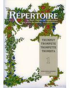 Répertoire zeneiskolásoknak - trombita 1.