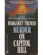 Murder on Capitol Hill - Truman, Margaret