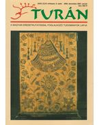 Turán III.évf. 6.szám 2000. december-2001. január