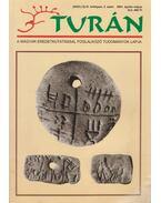 Turán IV. évf. 2. szám 2001. április-május