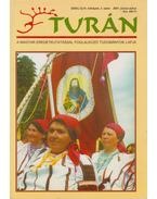 Turán IV. évf. 3. szám 2001. június-július